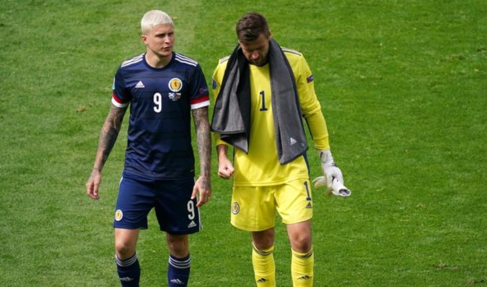 苏格兰作为唯一一支没有进球的球队面临退出欧洲杯的尴尬
