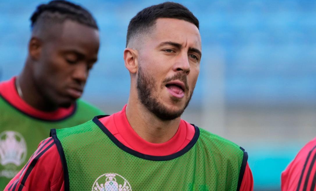 阿扎尔表示他已准备好在欧洲杯上开始比赛