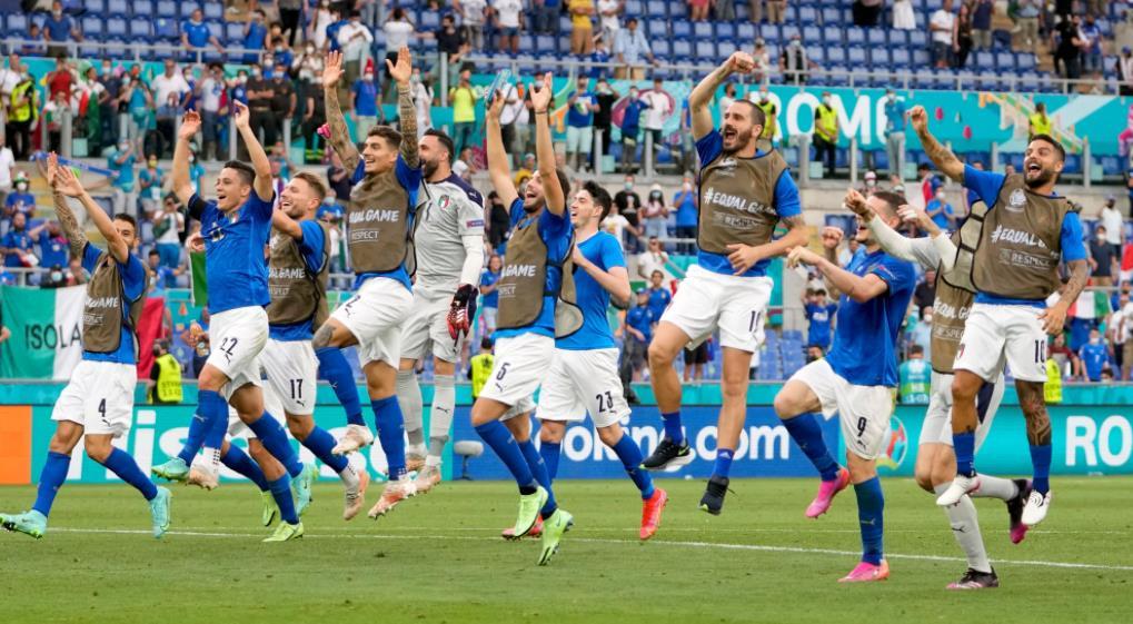 意大利加强了他们作为 2020 年欧洲杯潜在赢家的声誉