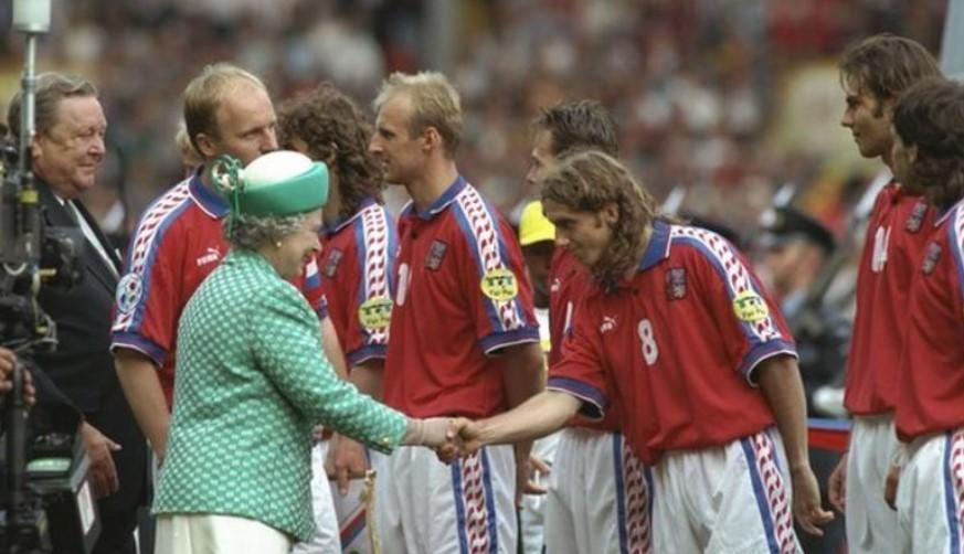 捷克终于准备好超越 当年在96年的欧洲杯高峰表现了吗?