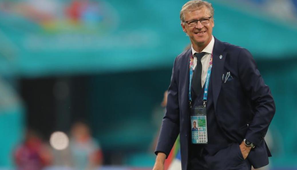 """芬兰教练感到""""空虚""""但为获得第三名感到自豪"""