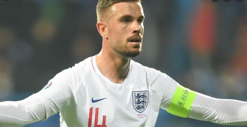 是时候让亨德森带回到英格兰队里了