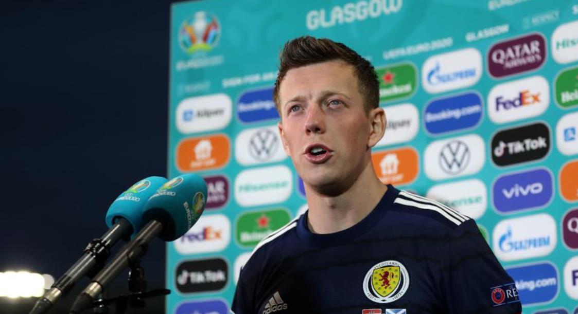 麦克格雷格承认苏格兰无法与莫德里奇匹敌
