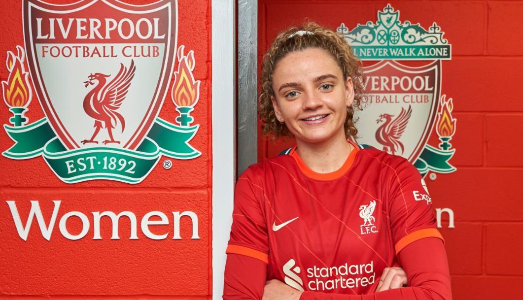 利物浦女足从西汉姆联签下爱尔兰共和国前锋