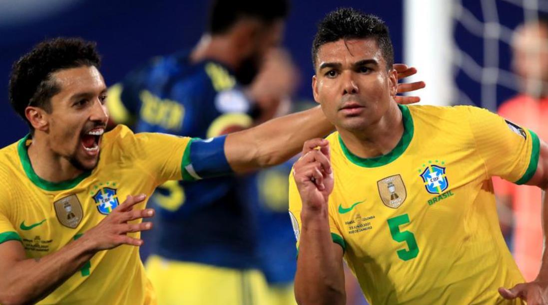 迟到的进球让巴西对哥伦比亚的胜利充满争议