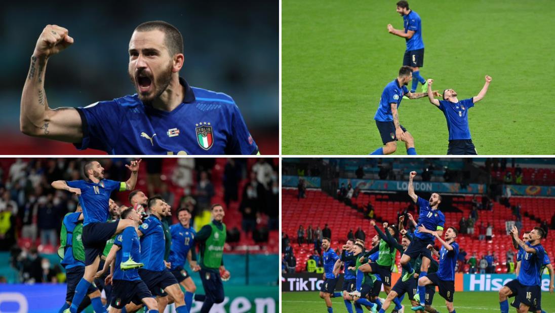 意大利在加时赛后击败奥地利晋级八强