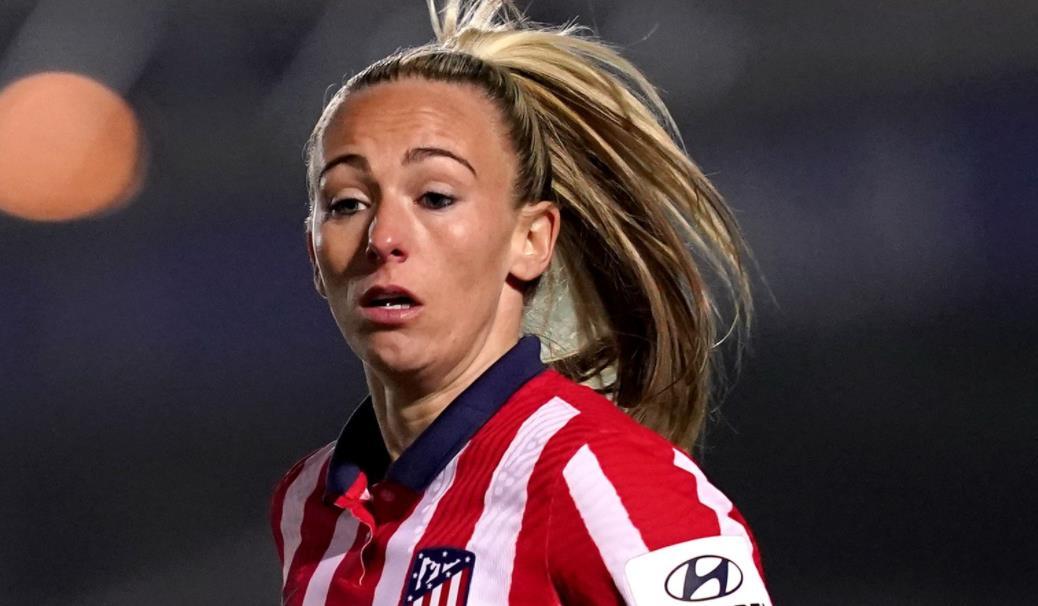 托尼~达根确认离开马德里竞技,前锋将重返女子超级联赛
