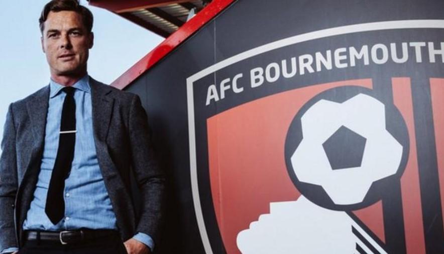斯科特.帕克在离开富勒姆后任命为伯恩茅斯主教练