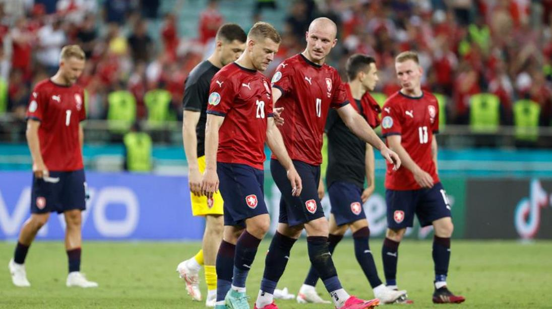 尽管没有晋级,但泪流满面的捷克人仍有很多值得骄傲的地方
