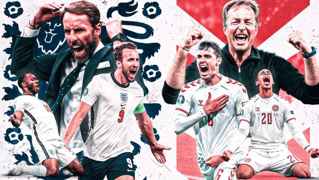 随着丹麦半决赛的临近,英格兰对盖雷斯~索斯盖特提出质疑