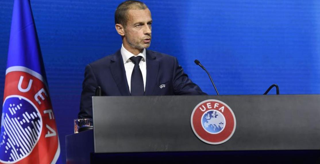 欧足联要求撤销对超级联赛的三人组行动