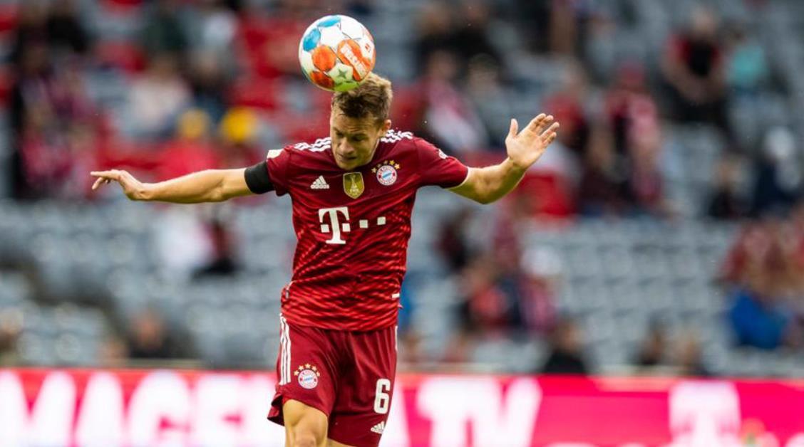 约书亚~基米希将在拜仁慕尼黑的逗留期限延长至 2025 年