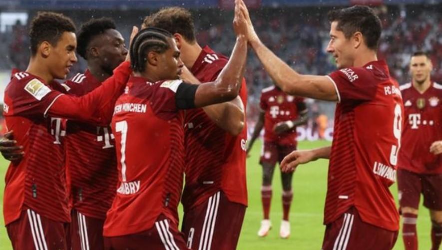塞尔日·格纳布里使拜仁慕尼黑迎接首场胜利