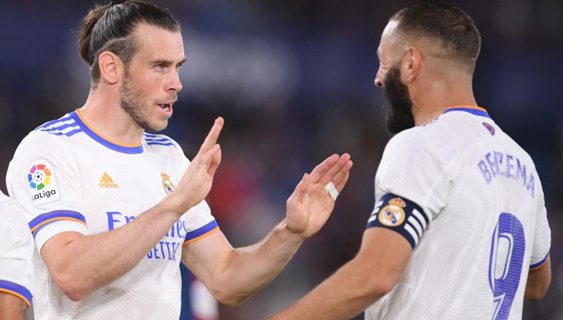 贝尔进球,但皇家马德里队在史诗般的莱万特中保持领先