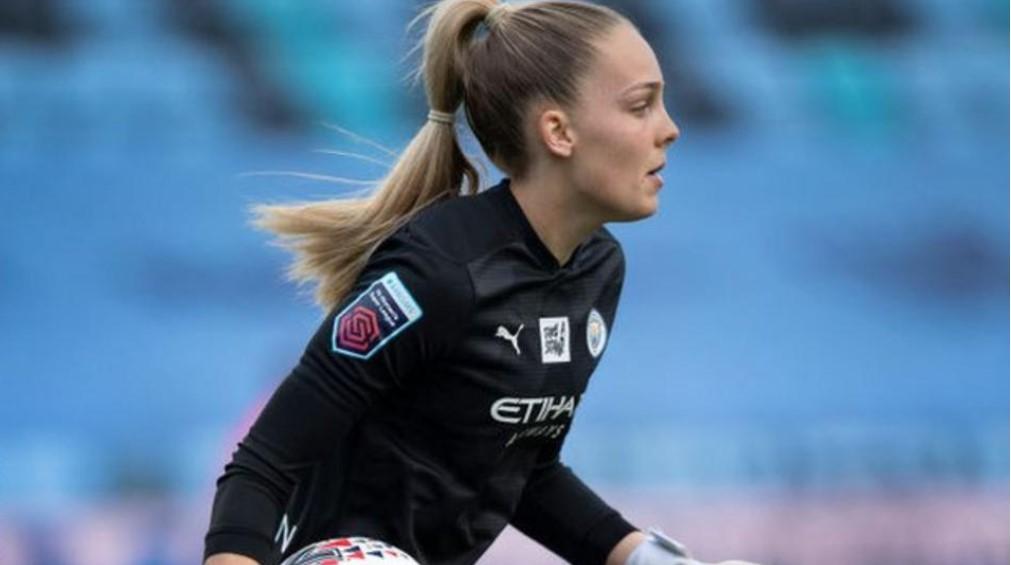 曼城守门员艾莉·罗布克将错过皇家马德里在女子冠军联赛中的比赛