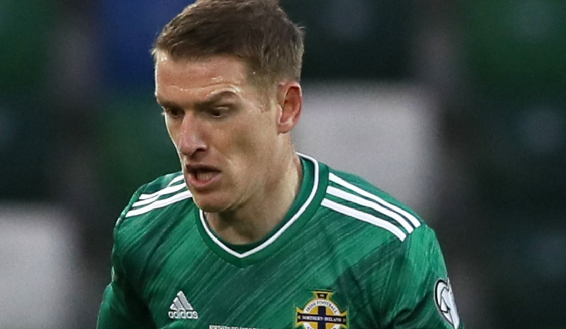 史蒂文.戴维斯说瑞士世界杯预选赛不是北爱尔兰的报复任务