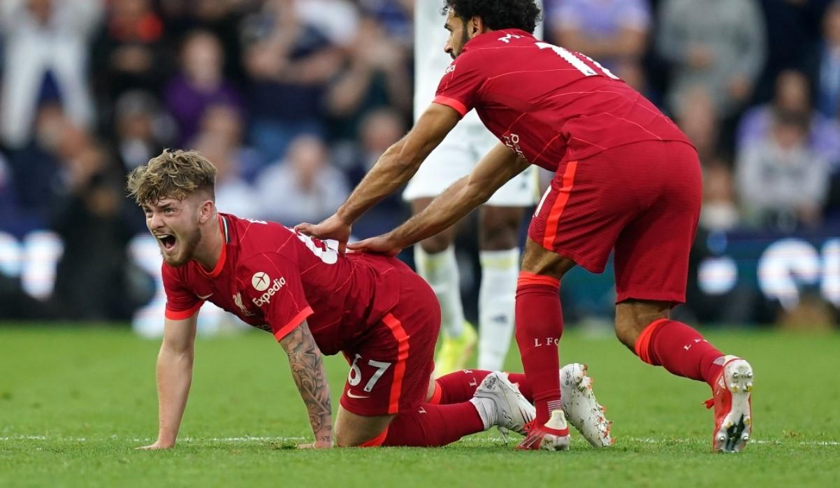 利物浦以3-0击败了利兹联