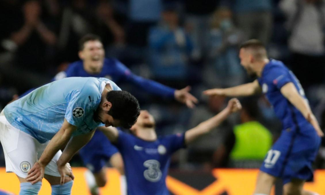 瓜迪奥拉表示,尽管上赛季最后一场失利但曼城并不是欧冠失败者
