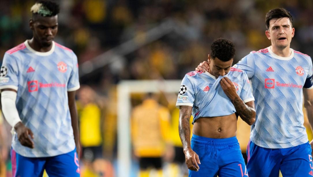 C罗再次得分,但曼联在欧冠小组赛首战中被击败